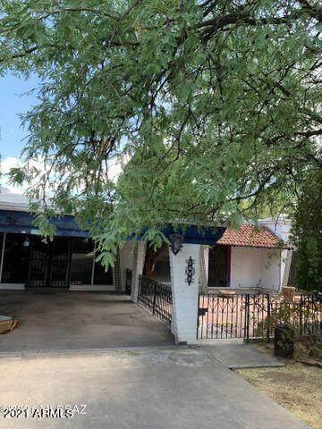 3020 N Fairway Drive, Nogales, AZ 85621 (MLS #6283866) :: Keller Williams Realty Phoenix