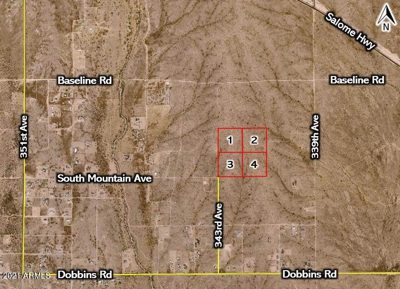 342XX South Mountain Lot 1 Of Survey Road - Photo 1