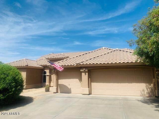 27818 N 111TH Street, Scottsdale, AZ 85262 (MLS #6285799) :: Power Realty Group Model Home Center