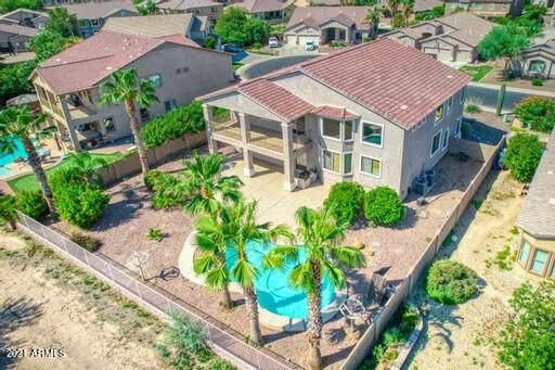 21947 N Desert Park Court, Maricopa, AZ 85138 (MLS #6285829) :: Elite Home Advisors
