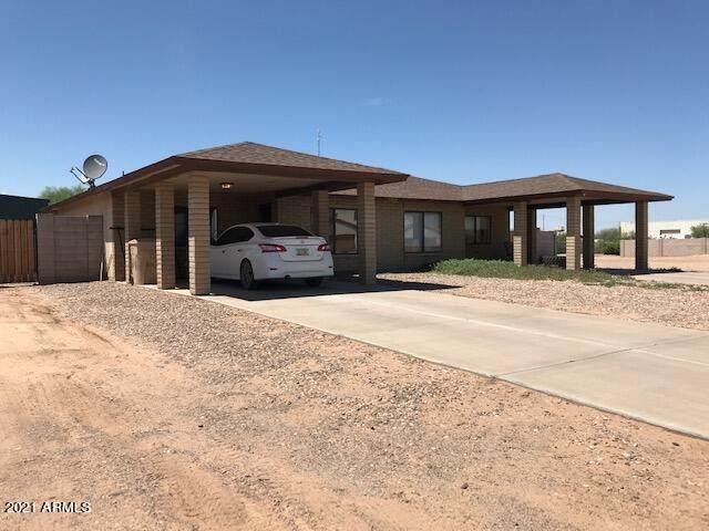 15332 S Moon Valley Road, Arizona City, AZ 85123 (MLS #6286053) :: Jonny West Real Estate