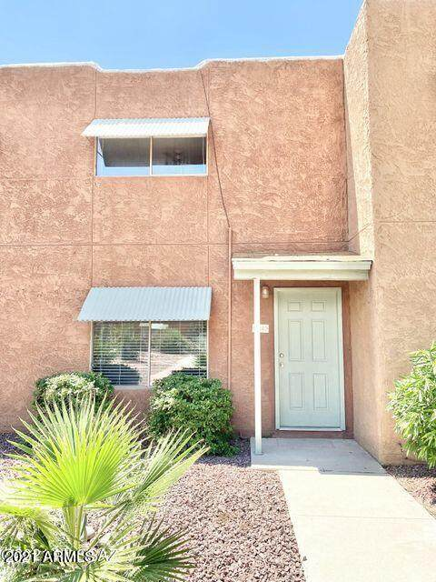 2950 N Alvernon Way #12102, Tucson, AZ 85712 (MLS #6286326) :: Openshaw Real Estate Group in partnership with The Jesse Herfel Real Estate Group