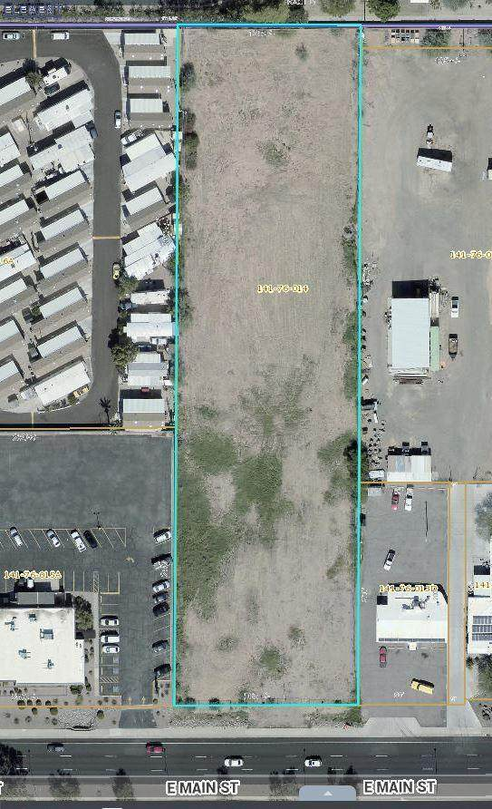 5200 E Main Street, Mesa, AZ 85205 (MLS #6287027) :: My Home Group