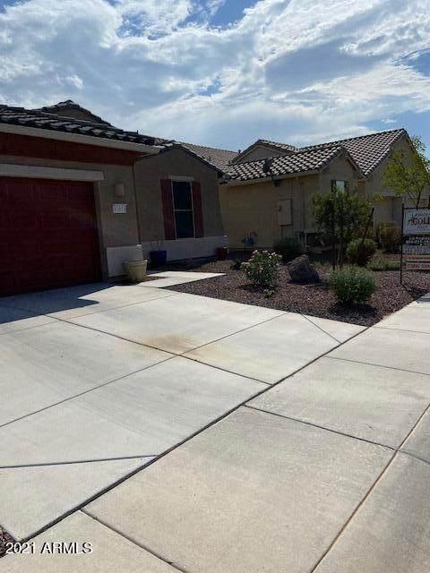 41615 W Caliente Drive, Maricopa, AZ 85138 (MLS #6288801) :: Executive Realty Advisors