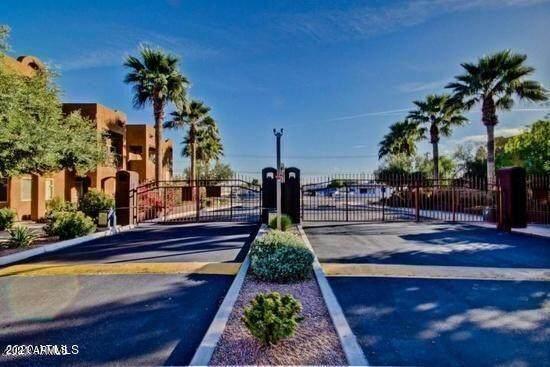 1718 W Colter Street #166, Phoenix, AZ 85015 (MLS #6289466) :: Executive Realty Advisors