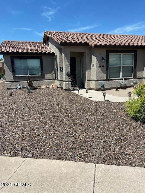 5736 E Lawndale Street, Mesa, AZ 85215 (MLS #6289787) :: The Ellens Team