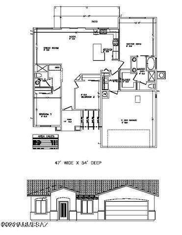 10887 W Laguna Drive, Arizona City, AZ 85123 (MLS #6289935) :: Conway Real Estate