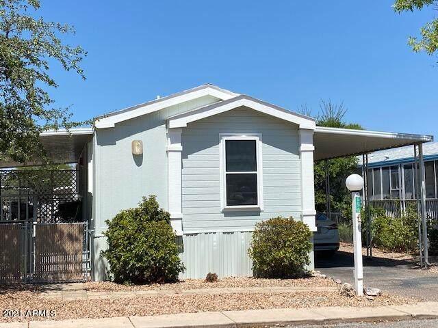654 S Nature Way #147, Sierra Vista, AZ 85635 (MLS #6289959) :: Arizona 1 Real Estate Team