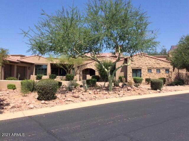 2608 S Sycamore Village Drive, Gold Canyon, AZ 85118 (MLS #6290143) :: Executive Realty Advisors