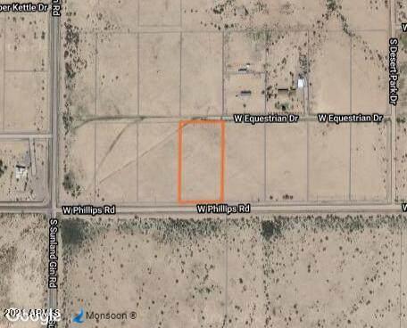 0 W Phillips Road, Arizona City, AZ 85123 (MLS #6290502) :: Executive Realty Advisors