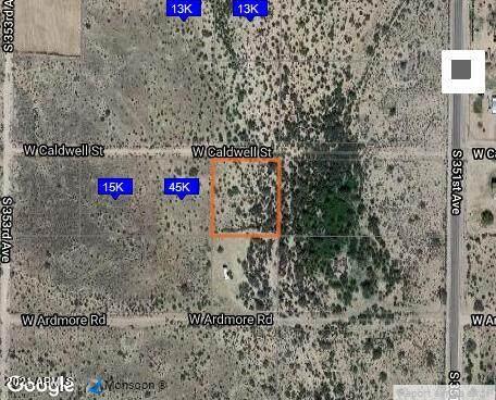 35300 S Caldwell Street, Arlington, AZ 85322 (MLS #6291050) :: ASAP Realty
