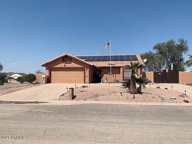 8768 W Concordia Drive, Arizona City, AZ 85123 (MLS #6291247) :: The Copa Team | The Maricopa Real Estate Company