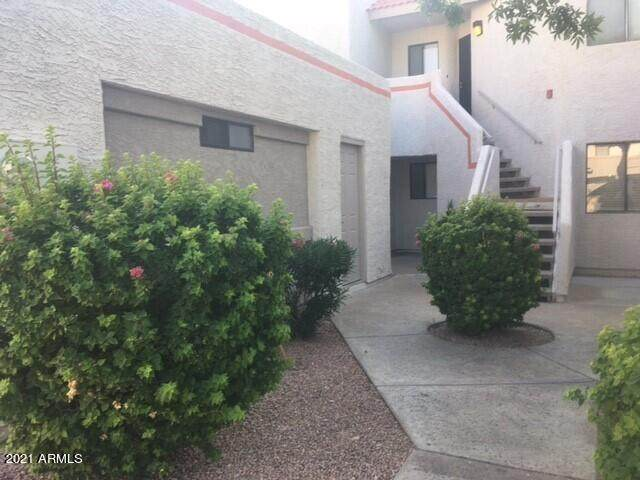 935 N Granite Reef Road #104, Scottsdale, AZ 85257 (MLS #6292191) :: West Desert Group | HomeSmart