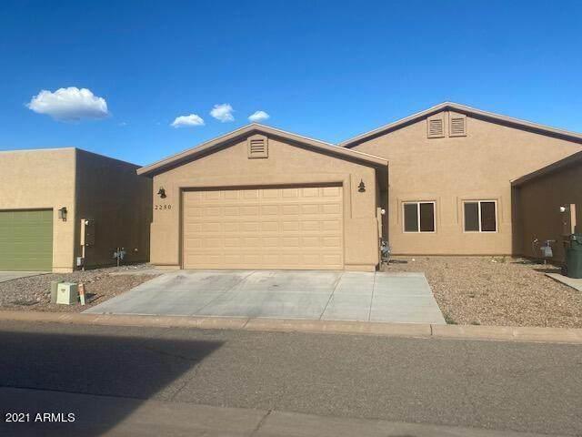 2280 Las Brisas Way, Sierra Vista, AZ 85635 (MLS #6292720) :: Hurtado Homes Group