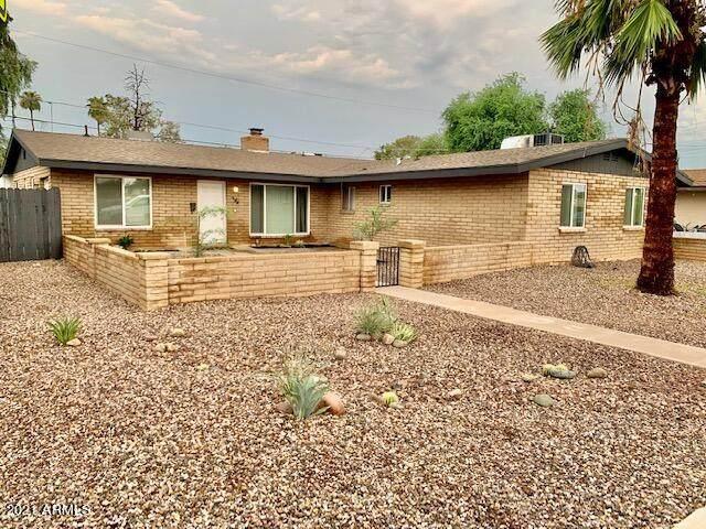 530 N Hall, Mesa, AZ 85203 (MLS #6292781) :: Jonny West Real Estate