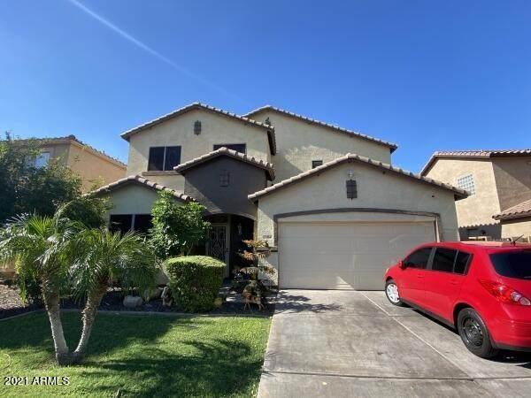 11764 W Hopi Street, Avondale, AZ 85323 (MLS #6292952) :: Hurtado Homes Group