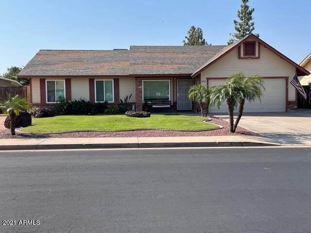 5035 E Fairbrook Circle, Mesa, AZ 85205 (MLS #6293328) :: Yost Realty Group at RE/MAX Casa Grande