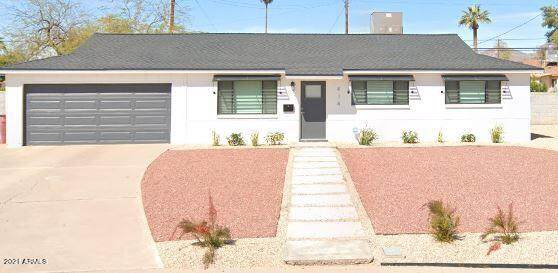 414 N 73RD Street, Scottsdale, AZ 85257 (MLS #6293400) :: Keller Williams Realty Phoenix