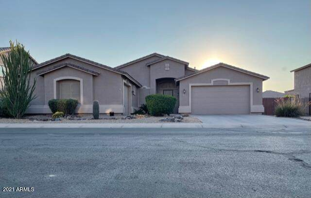 22024 N Desert Park Court, Maricopa, AZ 85138 (MLS #6293725) :: Elite Home Advisors