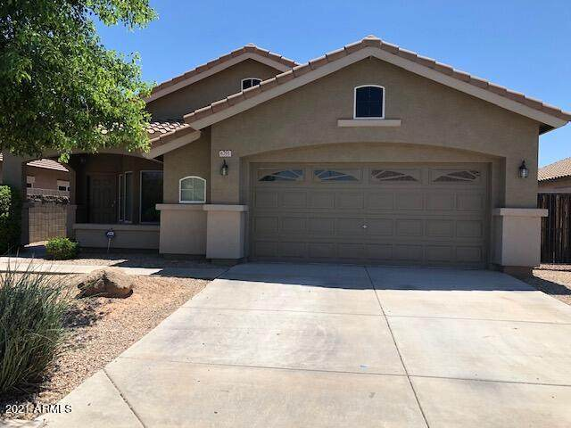 6791 S Silver Place, Chandler, AZ 85249 (MLS #6293931) :: Long Realty West Valley