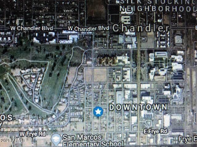 211 S Dakota Street, Chandler, AZ 85225 (MLS #6294137) :: Jonny West Real Estate