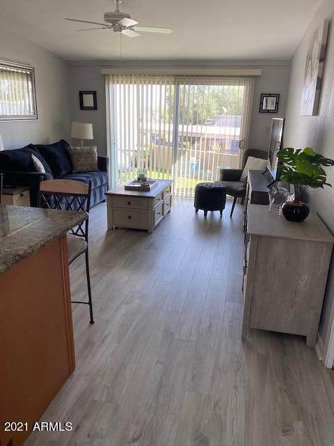 16807 E Gunsight Drive B20, Fountain Hills, AZ 85268 (MLS #6294427) :: My Home Group