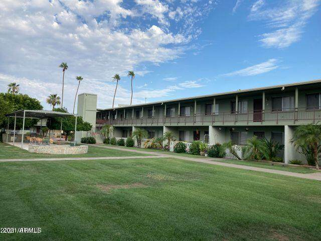 1702 W Tuckey Lane #215, Phoenix, AZ 85015 (MLS #6294714) :: The Riddle Group