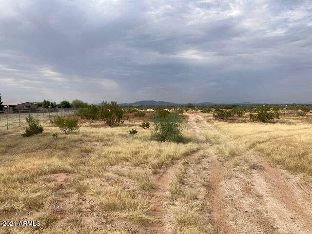 0 W Woodruff Road, Casa Grande, AZ 85194 (MLS #6294980) :: The Ellens Team