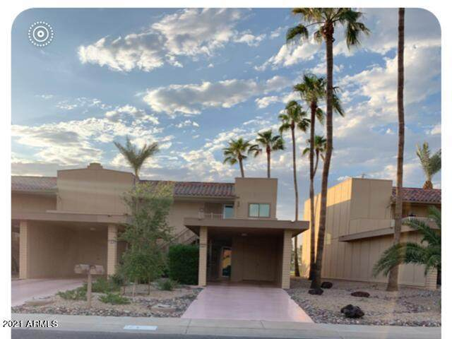 19826 N Star Ridge Drive, Sun City West, AZ 85375 (MLS #6295043) :: Maison DeBlanc Real Estate