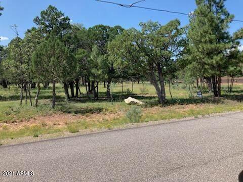 2452 Deer Path, Happy Jack, AZ 86024 (MLS #6295229) :: The Ellens Team