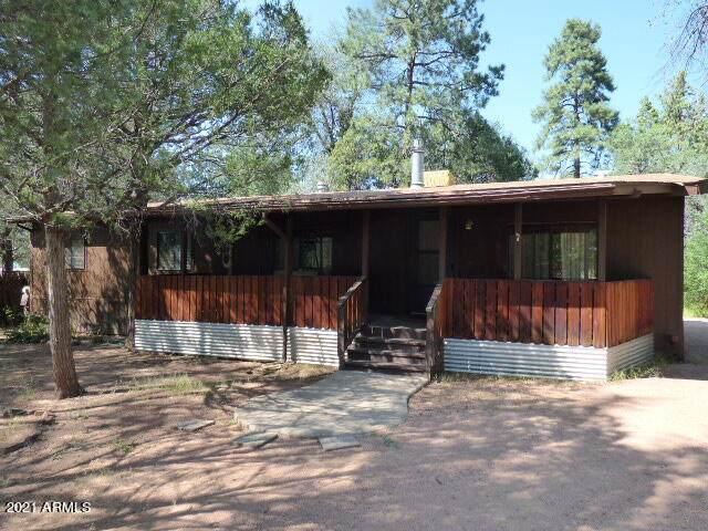216 E Eidelweiss Circle, Payson, AZ 85541 (MLS #6295315) :: Klaus Team Real Estate Solutions