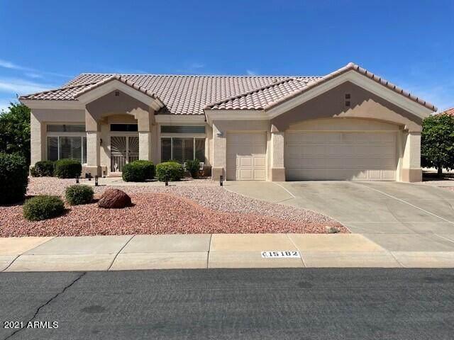 15182 W Gunsight Drive, Sun City West, AZ 85375 (MLS #6295401) :: My Home Group