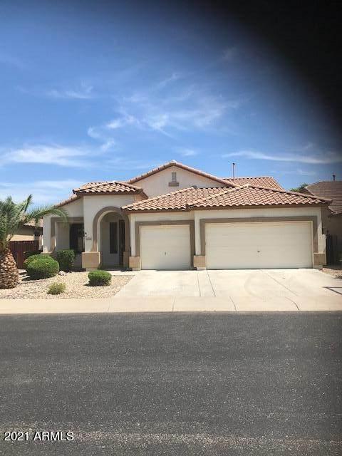 15499 N 181ST Avenue, Surprise, AZ 85388 (MLS #6295553) :: The Garcia Group