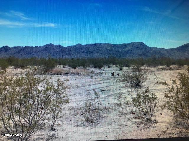 0 W Pinnacle Vista Road, Wittmann, AZ 85361 (MLS #6295583) :: The Garcia Group