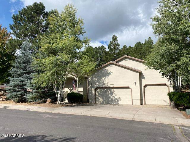 5982 E Abineau Canyon Drive, Flagstaff, AZ 86004 (#6295859) :: Luxury Group - Realty Executives Arizona Properties
