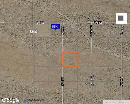 Lot 46 N Elm Drive, Dolan Springs, AZ 86441 (MLS #6296037) :: The Dobbins Team