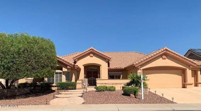 21205 N Verde Ridge Drive, Sun City West, AZ 85375 (MLS #6296214) :: Justin Brown | Venture Real Estate and Investment LLC