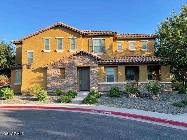 25942 N 54TH Avenue, Phoenix, AZ 85083 (MLS #6296369) :: Zolin Group