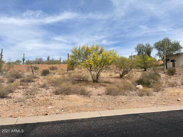 8890 E Canyon Vista Drive, Gold Canyon, AZ 85118 (MLS #6296692) :: Executive Realty Advisors