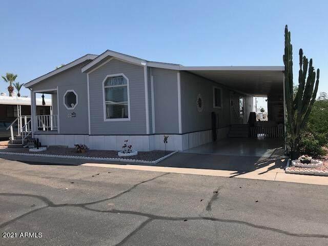 7807 E Main Street Cc-106, Mesa, AZ 85207 (MLS #6296821) :: The Laughton Team