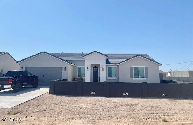 35050 N El Caminito N, San Tan Valley, AZ 85140 (MLS #6297478) :: TIBBS Realty