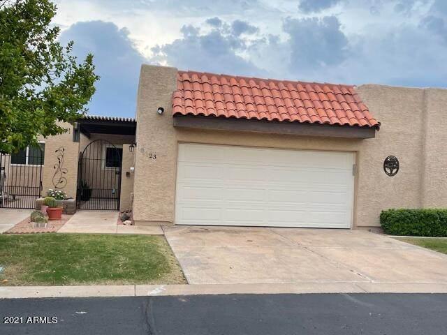 3345 E University Drive #23, Mesa, AZ 85213 (#6297718) :: The Josh Berkley Team