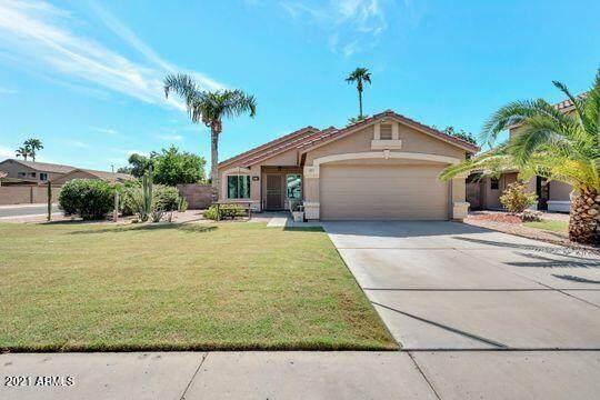 471 W Douglas Avenue, Gilbert, AZ 85233 (MLS #6297758) :: Klaus Team Real Estate Solutions