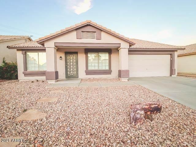 24421 N 37TH Lane, Glendale, AZ 85310 (MLS #6297915) :: Executive Realty Advisors