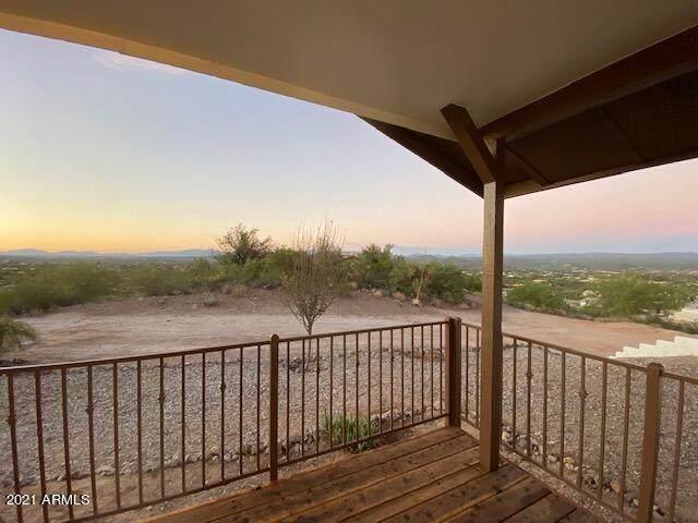 1039 S Saguaro Drive, Wickenburg, AZ 85390 (MLS #6298270) :: Executive Realty Advisors