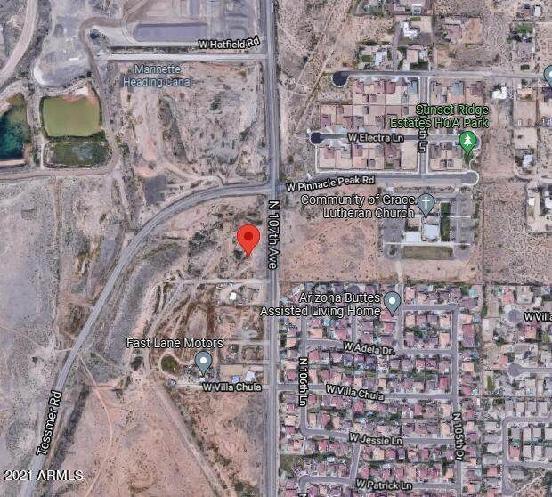 0 N - Avenue, Sun City, AZ 85373 (MLS #6298437) :: D & R Realty LLC
