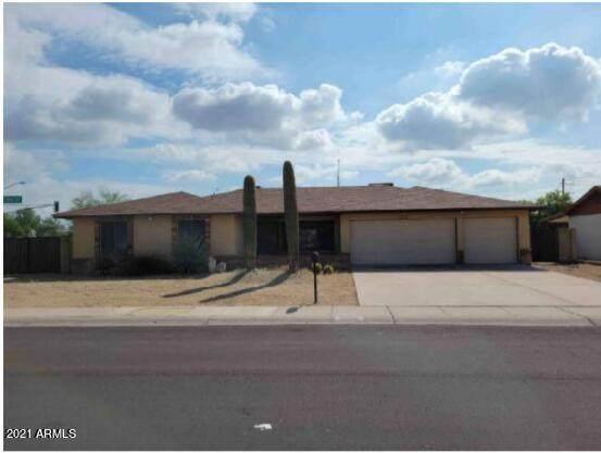 12839 N 51 Drive, Glendale, AZ 85304 (MLS #6298479) :: Power Realty Group Model Home Center