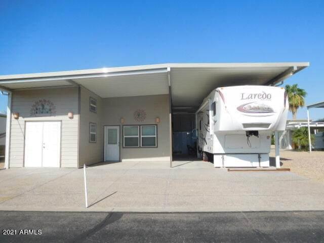 17200 W Bell Road, Surprise, AZ 85374 (MLS #6298523) :: The Daniel Montez Real Estate Group