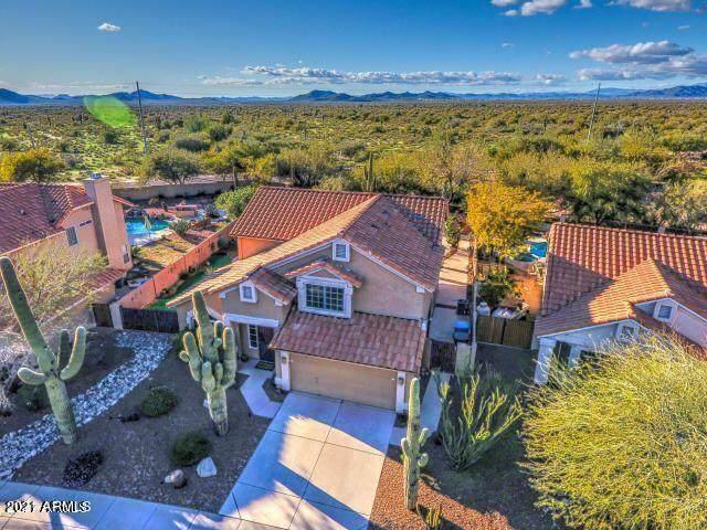 4016 E Palo Brea Lane, Cave Creek, AZ 85331 (MLS #6298938) :: RE/MAX Desert Showcase