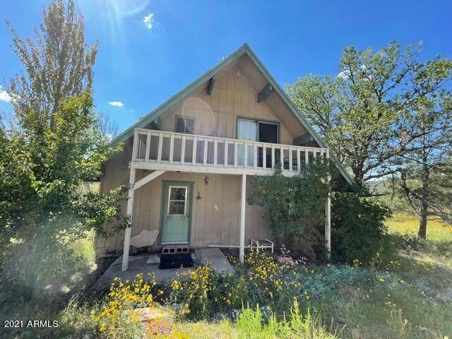 85 Deer Trail Drive, Munds Park, AZ 86017 (MLS #6299091) :: Arizona Home Group